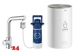 {Lager} GROHE Red Mono Standventil L-Auslauf & Boiler Größe M (30339001)