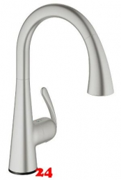 GROHE Zedra Touch Supersteel-SB (30219DC1)
