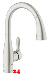 GROHE Parkfield Supersteel-SB (30215DC1)