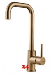 REGINOX CRYSTAL Gold (R30530) Küchenarmatur / Einhebelmischer Oberfläche Goldfarben