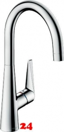 Hansgrohe Talis S 72810-000 Chrom / Produkt-Linie 51 >>> M511-H260