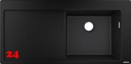 HANSGROHE S51 S514-F450 Granitspüle 450 mit Abtropffläche