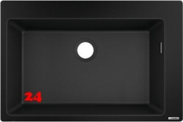 HANSGROHE S51 S510-F660 Granitspüle 660