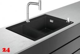 HANSGROHE C51 C51-F635-09 Granit Spülencombi (43220000) 180/450