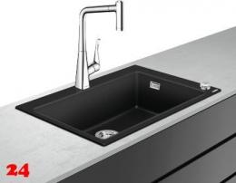 HANSGROHE C51 C51-F660-02 Granit Spülencombi (43213000) 660 Select