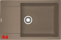 FRANKE Küchenspüle Maris MRG 611-78 XL Fragranit+ Einbauspüle / Granitspüle mit Drehknopfventil