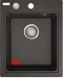 FRANKE Küchenspüle Maris MRG 610-42 Fragranit+ Einbauspüle / Granitspüle mit Druckknopfventil