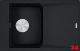 FRANKE Küchenspüle FX FXG 611-78 Fragranit+ Einbauspüle / Granitspüle mit Druckknopfventil