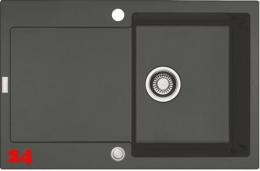 FRANKE Maris MRG 211-77 Fragranit+ Einbauspüle / Granitspüle Flächenbündig mit Druckknopfventil