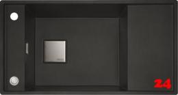 FRANKE Küchenspüle Fresno FSG 211 Fragranit+ Einbauspüle / Granitspüle Flächenbündig / Unterbau