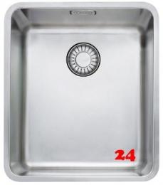 FRANKE Küchenspüle Kubus KBX 110-34-UB  Unterbauspüle Siebkorb  Stopfenventil