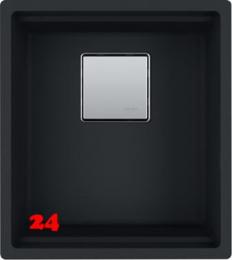 FRANKE Küchenspüle Kubus 2 KNG 110-37-UB Fragranit+ Granitspüle / Unterbauspüle mit Druckknopfventil