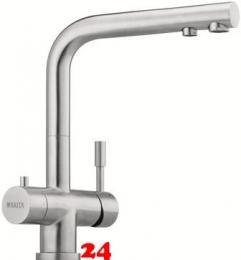 FRANKE Wellfresh 110 3-Wege Küchenarmatur Festauslauf Trinkwasserfilter Armatur