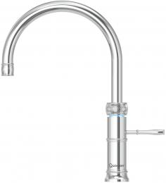 QUOOKER CLASSIC FUSION Round PRO3 mit CUBE *Der Wasserhahn, der alles kann! (3CFRCHRCUBE)