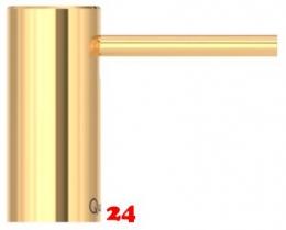 QUOOKER NORDIC Seifenspender Gold Spülmittelspender / Dispenser (SEIFGLD)