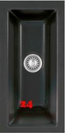 Systemceram KeraDomo MERA 16 U BASIC Keramikspüle / Unterbauspüle in 7 Standardfarben für die Küche