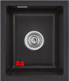 Systemceram KeraDomo MERA 32 U PREMIUM Keramikspüle / Unterbauspüle in 8 Sonderfarben für die Küche