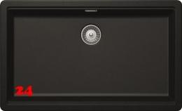SCHOCK Küchenspüle Greenwich N-100XL-U Cristadur® Nano-Granitspüle / Unterbauspüle in 4 Farben mit Drehexcenter