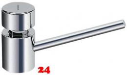 {Lager} FRANKE Tischseifenspender SD80 Seifenspender / Dispenser für Waschtischeinbau manueller Betrieb