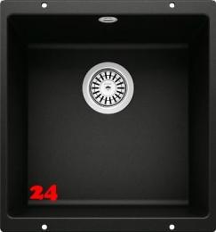 BLANCO Rotan 400-U Silgranit® PuraDur®II Granitspüle / Unterbaubecken in 6 Farbtönen mit Handbetätigung