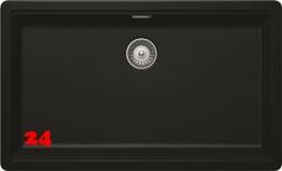 SCHOCK Küchenspüle Greenwich N-100XL Cristadur® Nano-Granitspüle Green Line in 2 Farben mit Drehexcenter